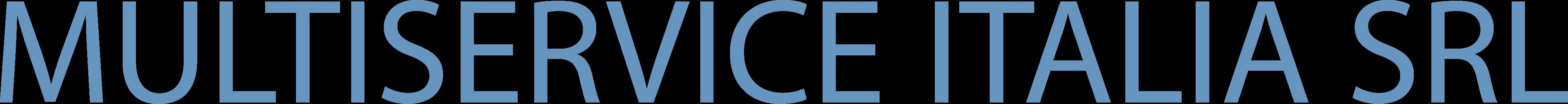 Multiservice Italia srl Logo